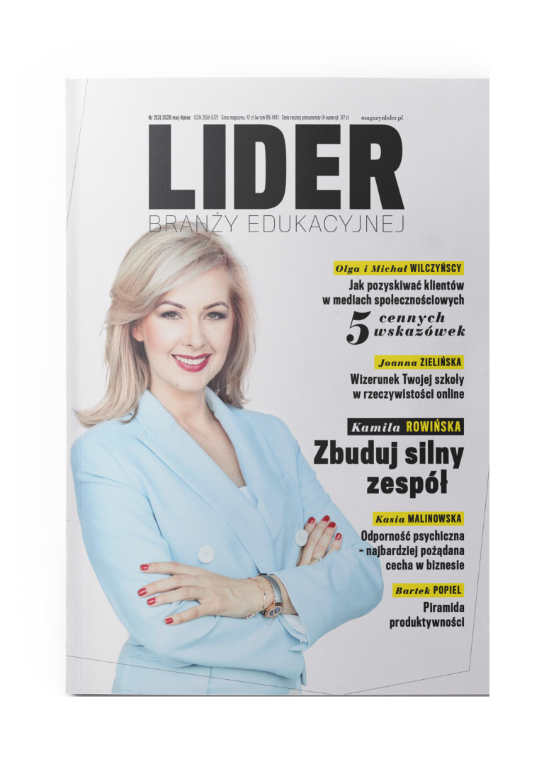 magazyn lider